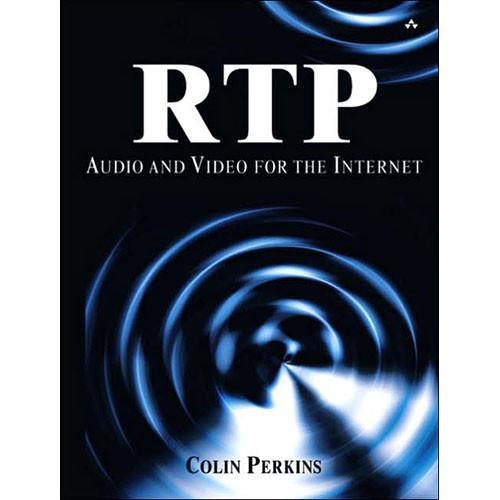 Pearson Education Book: RTP: Audio and Video 9780672322495