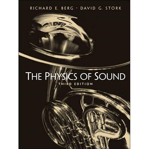 Pearson Education Book: The Physics of Sound, 3rd 9780131457898
