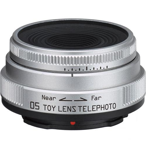 Pentax 18mm f/8 Toy Lens Telephoto for Q Mount Cameras 22117