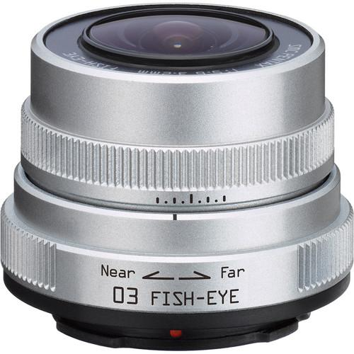Pentax 3.2mm f/5.6 Fish Eye Lens for Q Series Cameras 22087