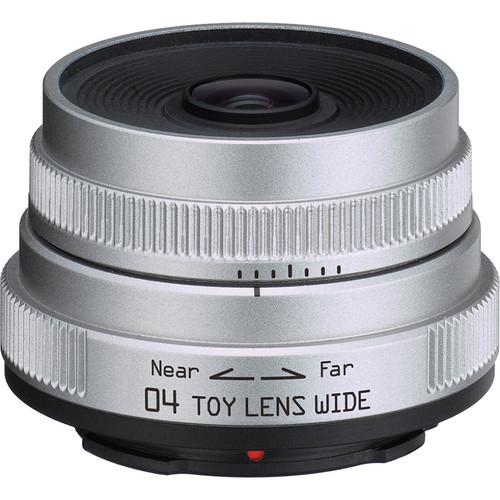 Pentax 6.3mm f/7.1 Toy Lens Wide-Angle for Q Mount Cameras 22097