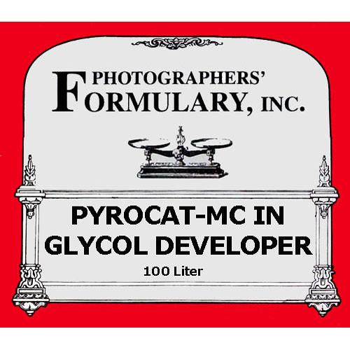 Photographers' Formulary Pyrocat-MC In Glycol Film 01-5097