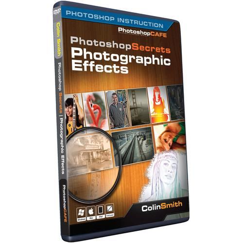 PhotoshopCAFE DVD: Photoshop Secrets: Photographic PSCS5CSFXDP