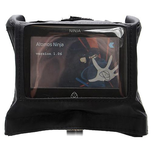 Porta Brace Rain/Dust Cover for Atomos Ninja (Black) MO-ATNS