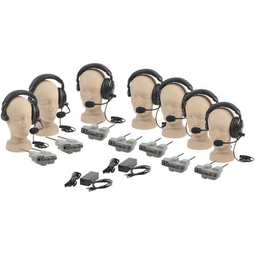 PortaCom PRO-570S 7-User ProLink Single-Ear Wireless PRO-570S
