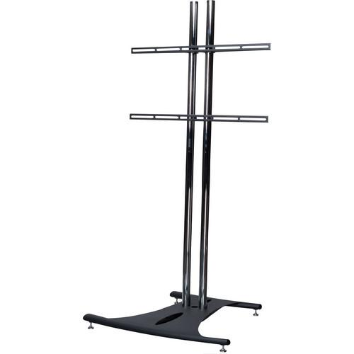 Premier Mounts EB60-UFA Double Column Floor TV Stand EB60-UFA