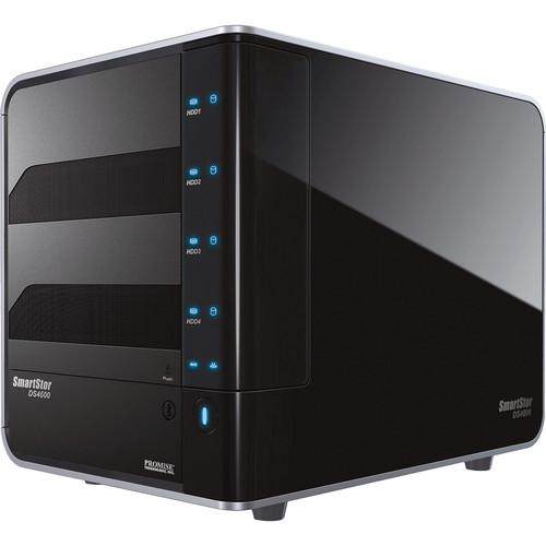 Promise Technology SmartStor DS4600 4-Bay DAS Server DS4600