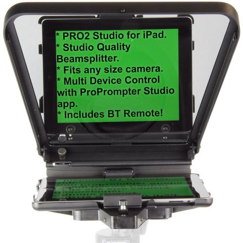 ProPrompter HDi Pro2 Teleprompter with Universal PP-HD-I-PRO2