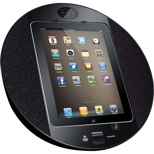 Pyle Pro iPod/iPhone/iPad Touch Screen Dock with FM PIPDSP2B