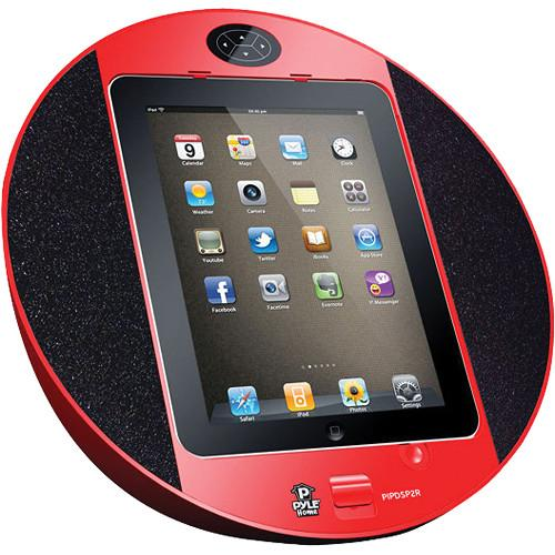 Pyle Pro iPod/iPhone/iPad Touch Screen Dock with FM PIPDSP2R