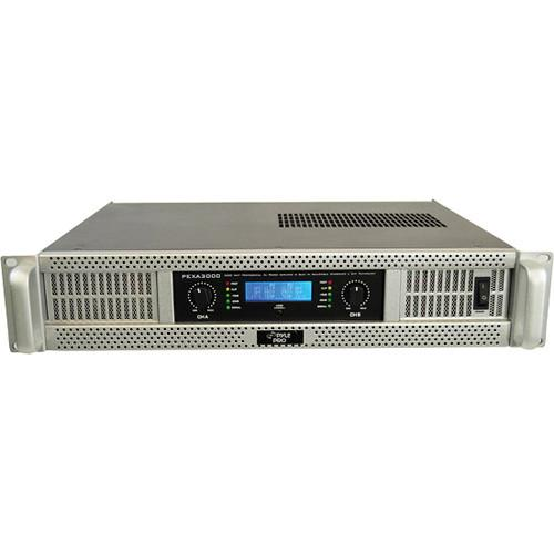 Pyle Pro PEXA3000 Rackmount Stereo Power Amplifier PEXA3000