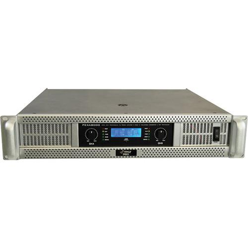Pyle Pro PEXA8000 Rackmount Stereo Power Amplifier PEXA8000