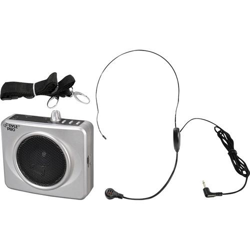 Pyle Pro Waistband Portable PA System with USB Input PWMA60US