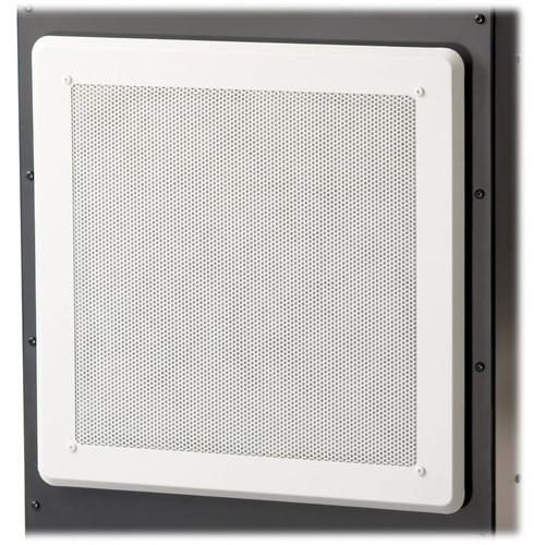 QSC AD-C1200SG Square Grille for AD-C1200 (White) AD-C1200SG