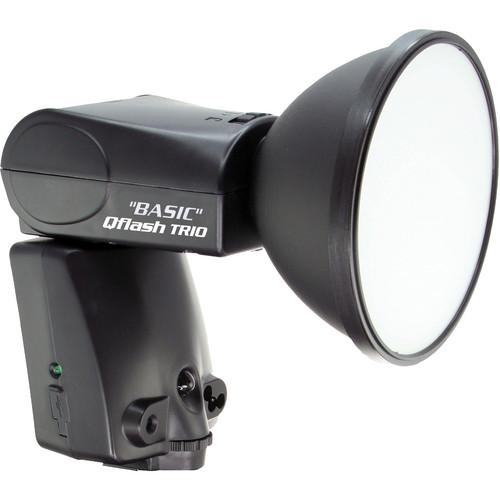 Quantum Qflash TRIO Basic Flash for Nikon Cameras 860330