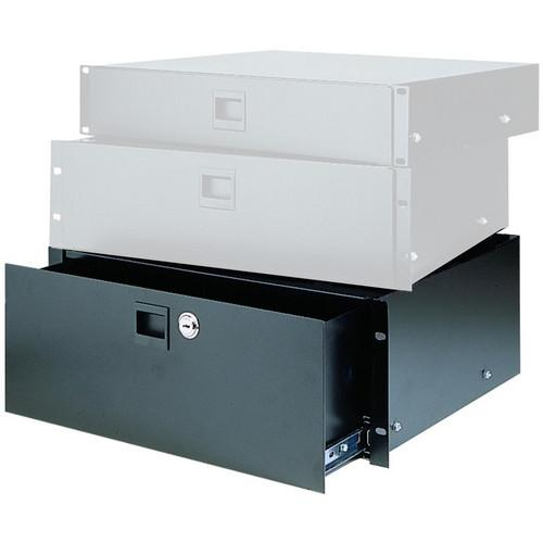 Raxxess Locking Heavy-Duty Rack Drawer (4U) SDR-4A-L