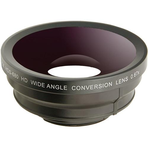 Raynox HDS-680 HD Wide Angle Conversion Lens 0.67x HDS-680