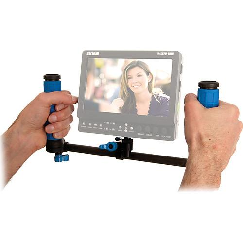 Redrock Micro  Monitor Double Grip Kit 8-003-0105