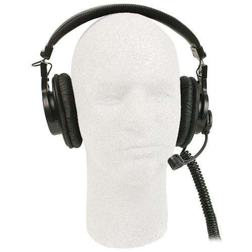 Remote Audio BCSHSDBC Communication Headset BCSHSDBC
