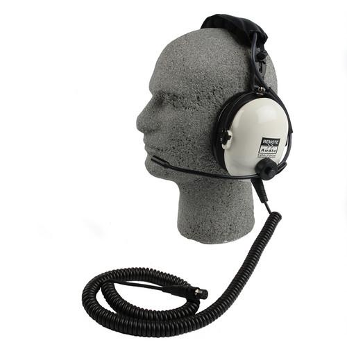Remote Audio HN7506EBC HN-7506 High-Noise Headphones HN7506EBC