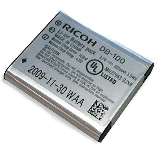 Ricoh  DB-100 Li-Ion Rechargeable Battery 175563