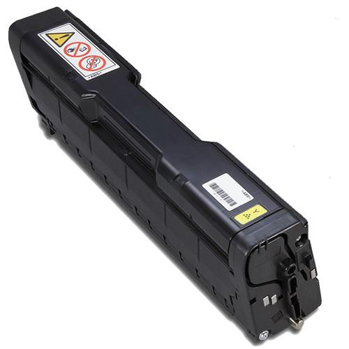 Ricoh High Capacity Yellow Toner for Select SP C Series 406478