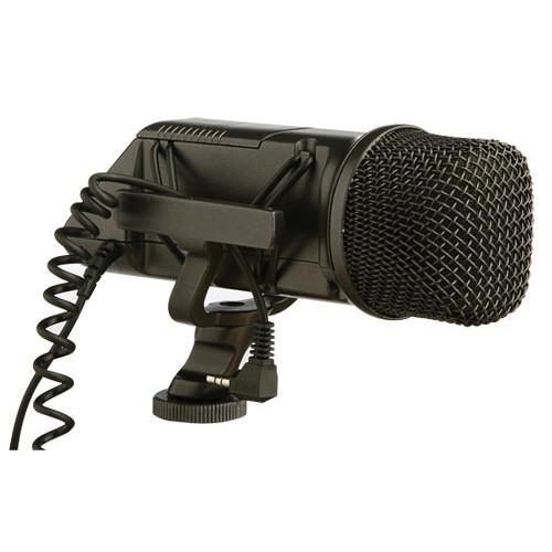 Rode Stereo VideoMic Camera-Mounted Stereo STEREO VIDEOMIC