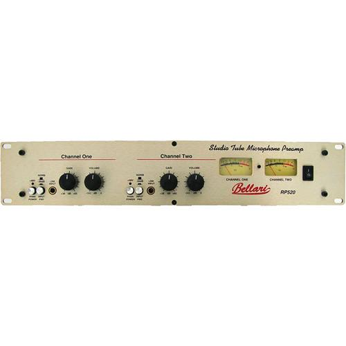 Rolls RP520 - Studio Tube Microphone Preamp RP520