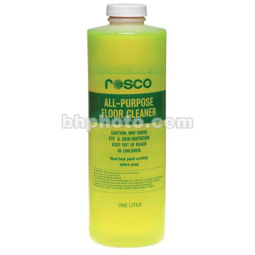 Rosco All Purpose Liquid Floor Cleanser - 1 Liter 300091160034