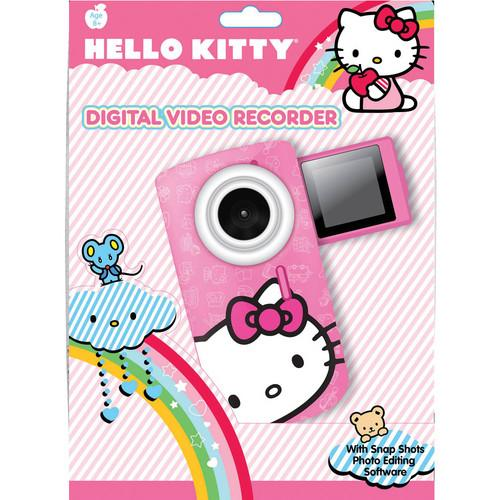 Sakar Hello Kitty Digital Video Recorder (Pink) 38009-TRU