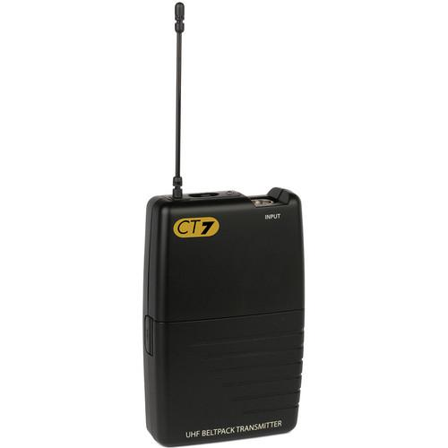 Samson  CT7 Portable Wireless Bodypack SW77T00N2