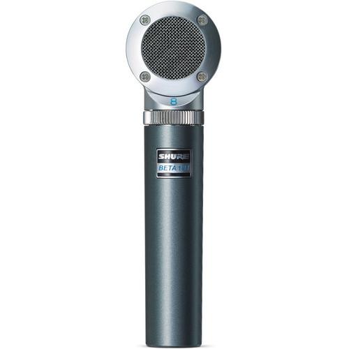 Shure BETA 181/BI Figure 8 Compact Side-Address BETA 181/BI