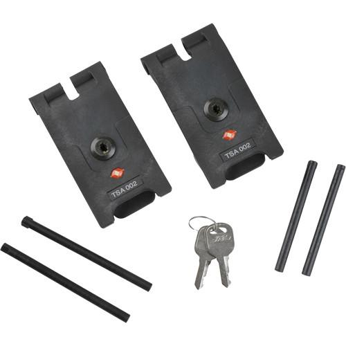 SKB 3i-TSA-3 TSA-Compliant Locking Latch Kit 3I-TSA-3