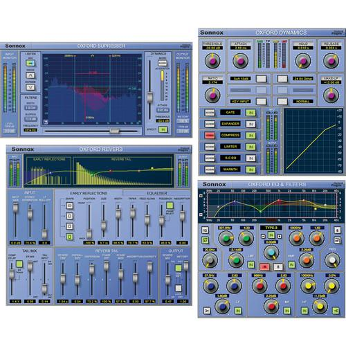 Sonnox Essential Plug-In Collection (Native) ESSENTIAL NATIVE