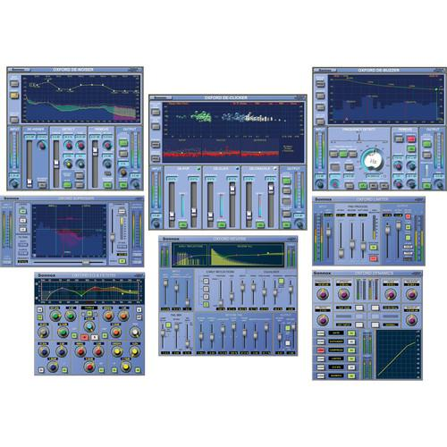 Sonnox Post - Audio Post Production Plug-In Suite POST NATIVE