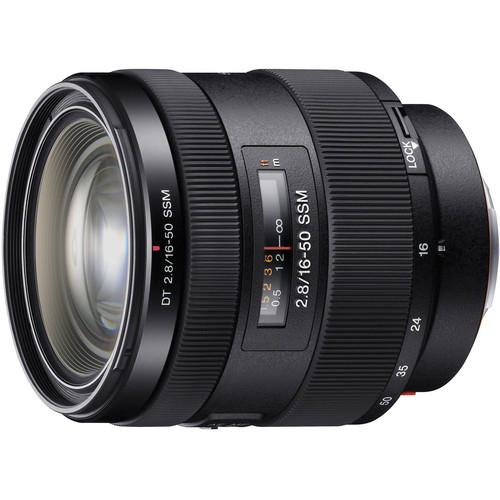 Sony  16-50mm f/2.8 DT Standard Zoom Lens SAL1650