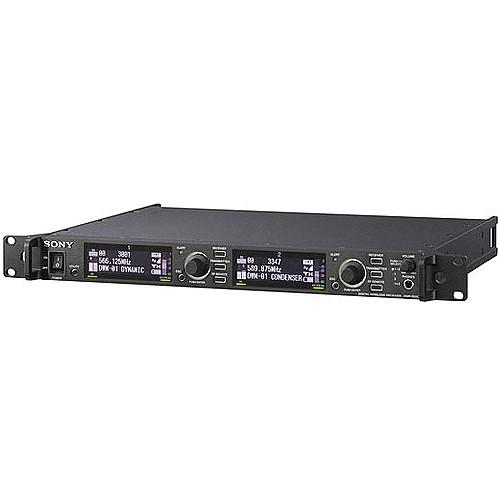 Sony DWR-R01D Dual Channel Rack Mountable Digital DWRR01D/14