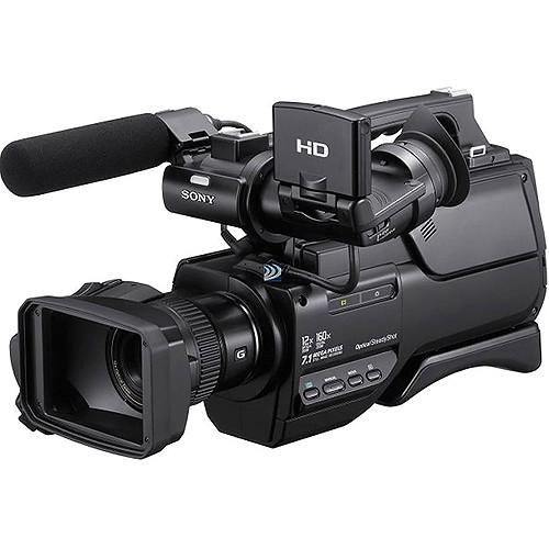 Sony HXR-MC1500E Shoulder Mount PAL AVCHD Camcorder HXR-MC1500E