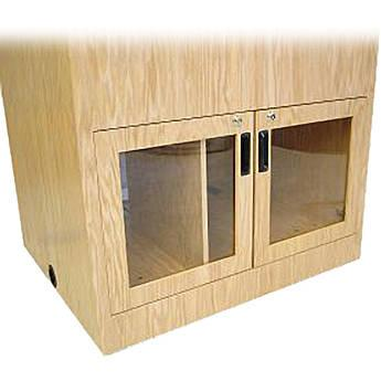 Sound-Craft Systems Acrylic Insert Doors With Lock PLDR