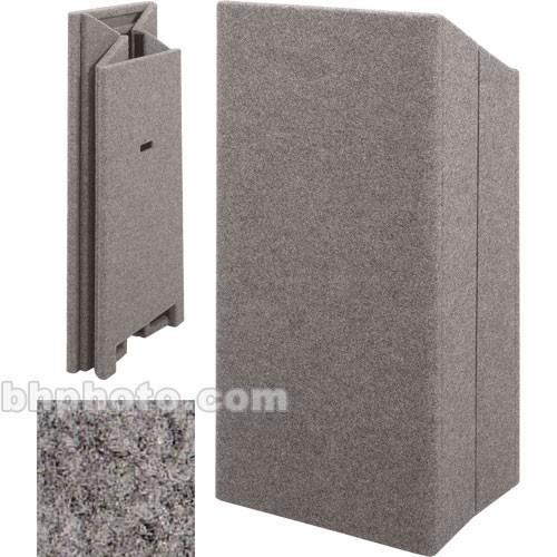Sound-Craft Systems Folding Floor Lectern (Gunmetal) FFLG