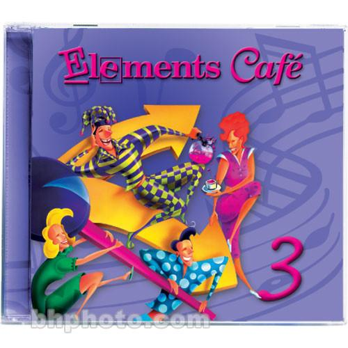 Sound Ideas  Sample CD: Elements Cafe 3 M-SI-EC-3