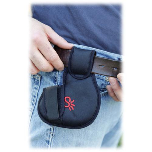 Spider Camera Holster  Black Widow Belt Pad 831