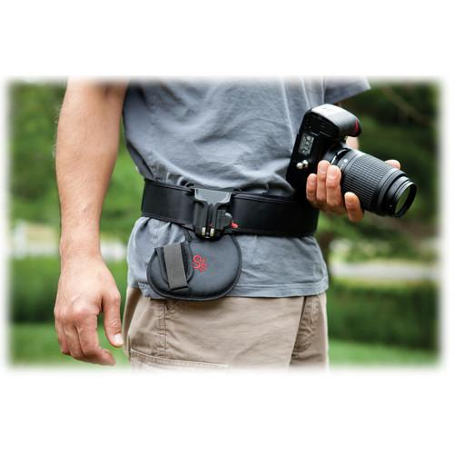 Spider Camera Holster Black Widow Holster Kit 850