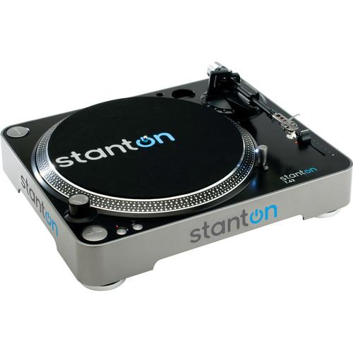 Stanton  T.62 Direct-Drive DJ Turntable T62B