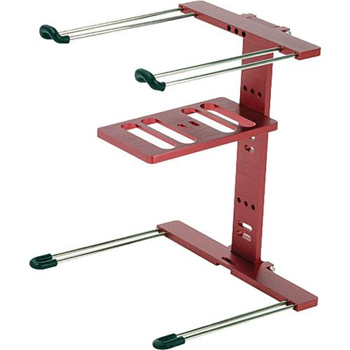 Stanton Uberstand Laptop Stand (Red) UBERSTAND RED