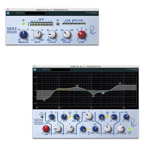 Steinberg RND Portico EQ and Compressor Plug-In Bundle 502015052