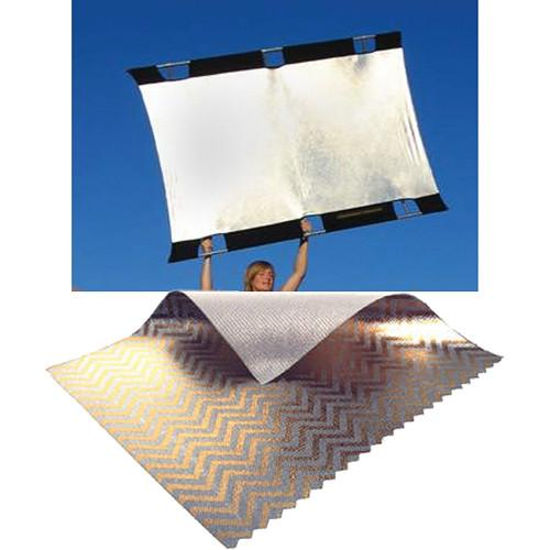 Sunbounce Big Sun-Bounce Kit - Zebra/White Screen C-300-320