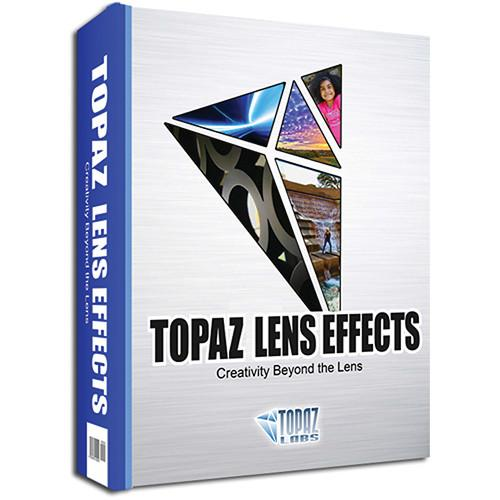 Topaz Labs LLC Topaz Lens Effects Plug-In TP-LEN-C-001-GN