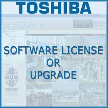 Toshiba Network Video Recording Server Software 1-Channel SW-IP1