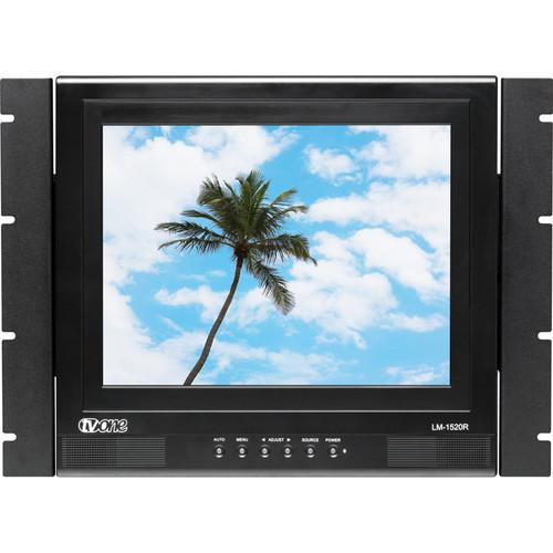 TV One  LM-1520R LCD Color Monitor LM-1520R
